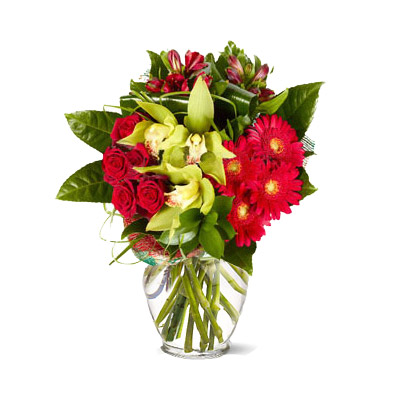 """Bouquet """"Red"""""""